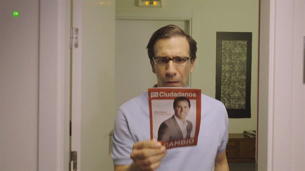 Daniel Ortiz en una imagen de promoción de VPO